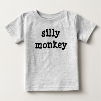silly monkey baby T-Shirt
