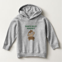 Silly Monkey - Toddler Pullover Hoodie