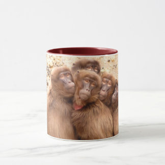 Silly Monkeys Coffee Mug