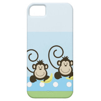 Silly Monkeys iPhone 5 Casemate Case