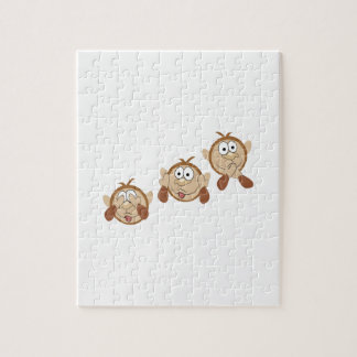 Silly Monkeys Puzzles