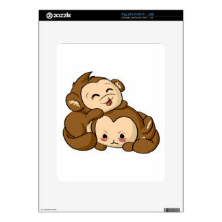 Silly Monkeys! Skins For iPad