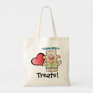Silly Monster's Even More Mushy Budget Tote Bag