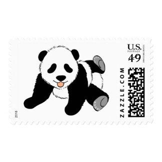 Silly Panda Postage