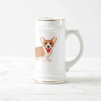 Silly Pup Beer Stein