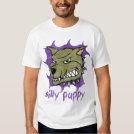 Silly Puppy Halloween Apparel Tshirt