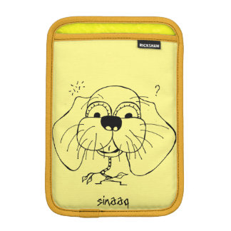 Silly Puppy iPad Mini Sleeve