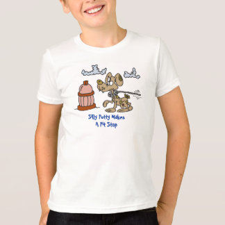 Silly Putty Makes A Pit Stop T-Shirt