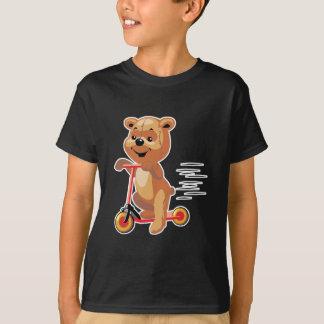 silly scooter bear T-Shirt