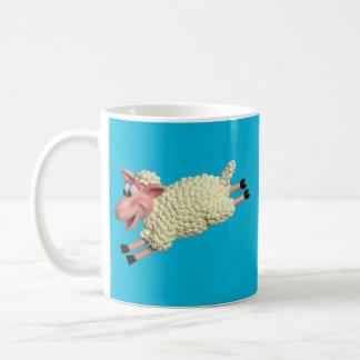 Silly Sheep Coffee Mug