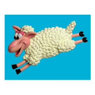 Silly Sheep Postcards