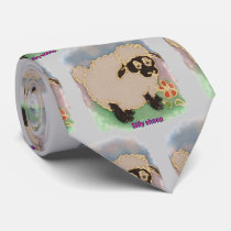 silly sheep tie