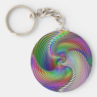 Silly Sideburns keychain
