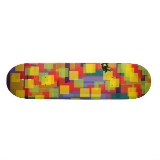 Silly Sk8s Stuffs - HIT&RUNdown Skateboard Decks