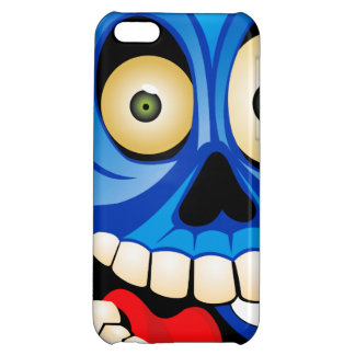 Silly Skull iPhone 5C Case