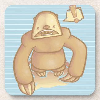 Silly Sloth Coaster