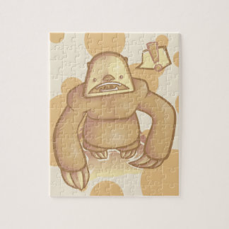 Silly Sloth Puzzle