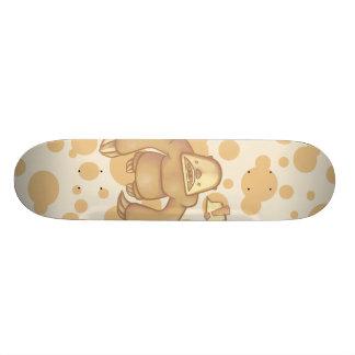 Silly Sloth Skateboard