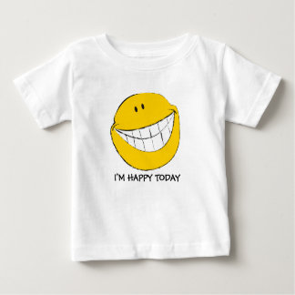 Silly Smiley Face Grin T-shirt