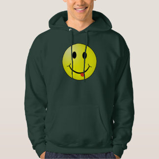 Silly Smiley Face with tongue sticking out! Pullover