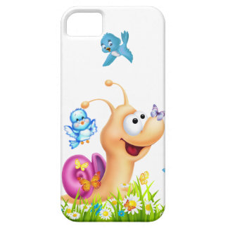 Silly Snail iPhone SE/5/5s Case