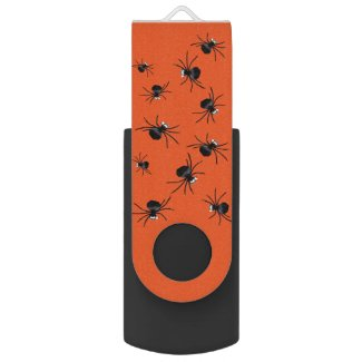 Silly Spiders USB 2.0 Flash Drive