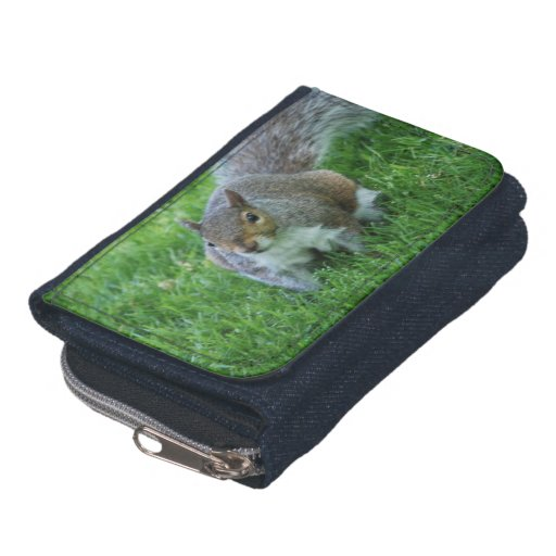 Silly Squirrel Wallets