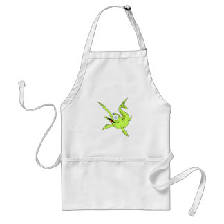 Silly Swordfish Adult Apron