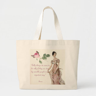 Silly things tote bag