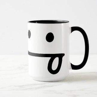 Silly Tongue Mug
