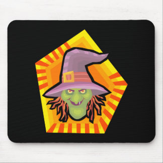 silly witch mousepad
