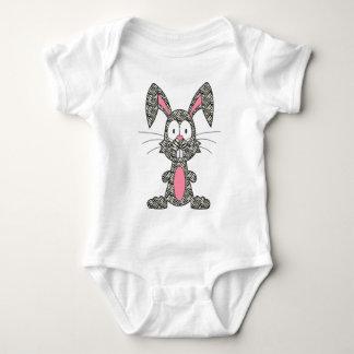 Silly Zebra Bunny Shirt