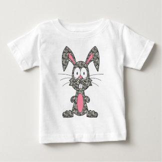 Silly Zebra Bunny Tee Shirt