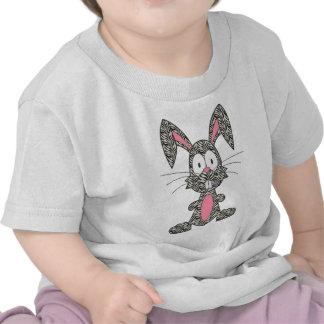 Silly Zebra Bunny T-shirt