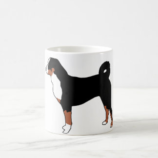 Silo color.png de Appenzeller Sennenhund Taza De Café