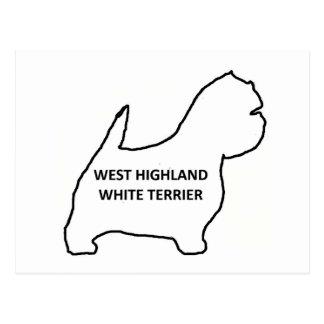 Silo color.png del nombre del terrier blanco de postal