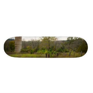 Silo Still Stands Skateboard