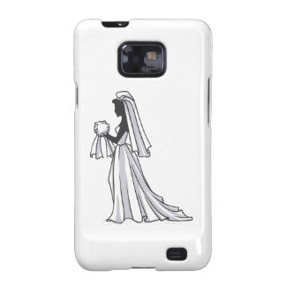 SILOUETTE BRIDE GALAXY SII COVERS