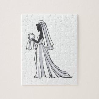 SILOUETTE BRIDE PUZZLES