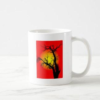 Silouette Mugs