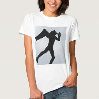 Silouette of Angel Shirt