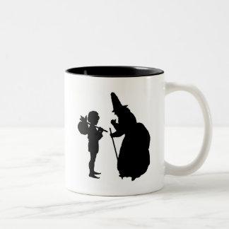 silouettes mugs