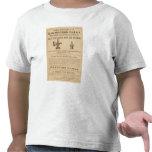 Silsby, Mynderse y Company Camiseta