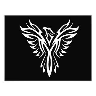 Silueta artística de Eagle Fotografia