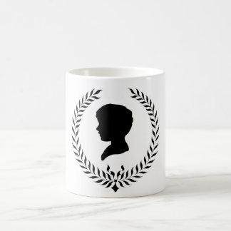 Silueta clásica taza clásica