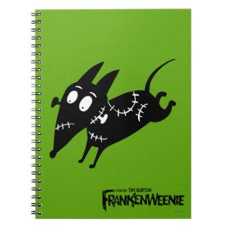 Silueta corriente vivaracha note book