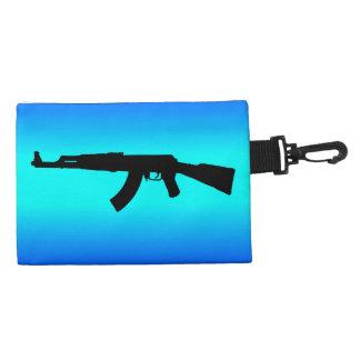 Silueta de AK-47