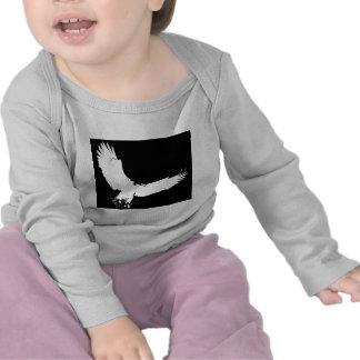 Silueta de Eagle Camiseta