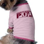 Silueta de Puli del húngaro Camisa De Perro
