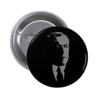 Silueta de Woodrow Wilson Pin